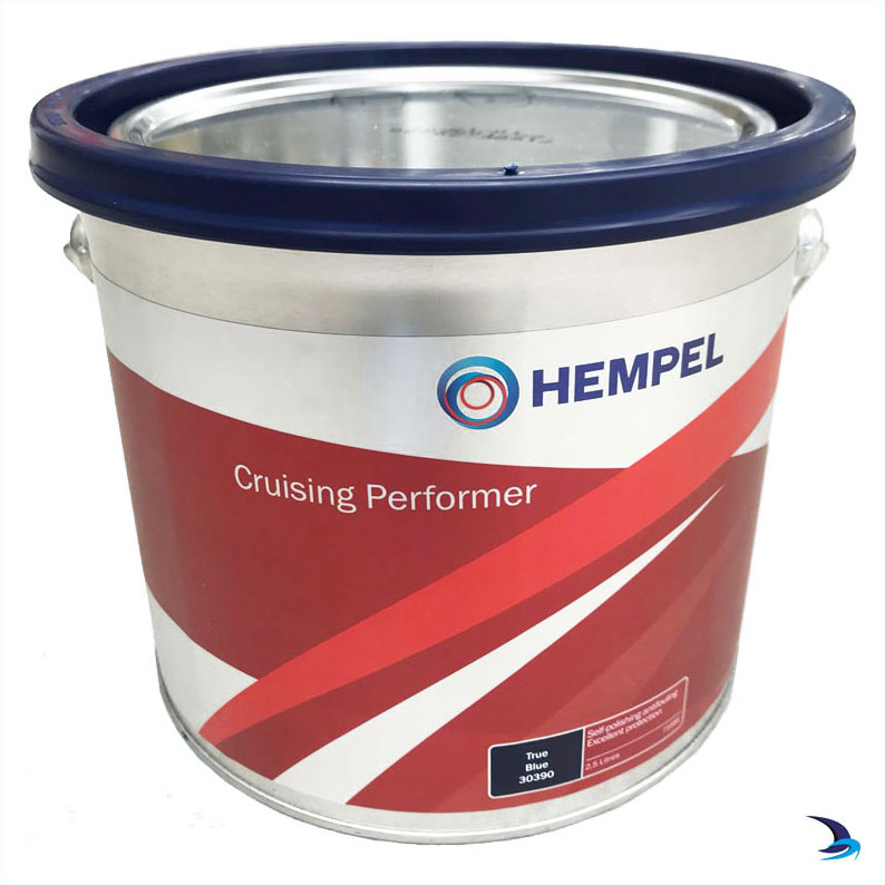 Hempel - Cruising Performer Antifouling NEW 2018 APPROVED